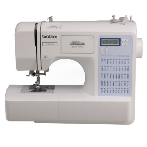 brother heavy duty embroidery machine