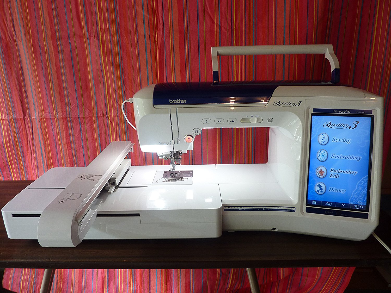 commercial computerized embroidery machine