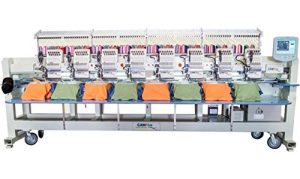 embroidery machine commercial