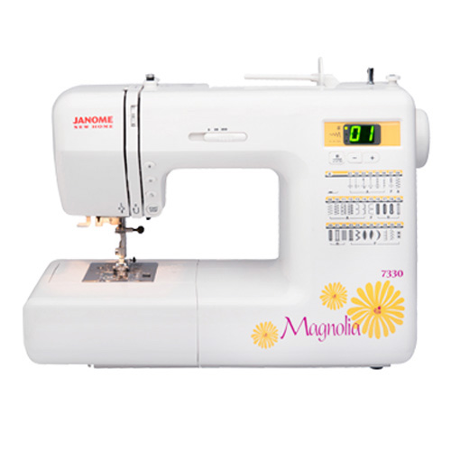 Janome heavy duty embroidery machine