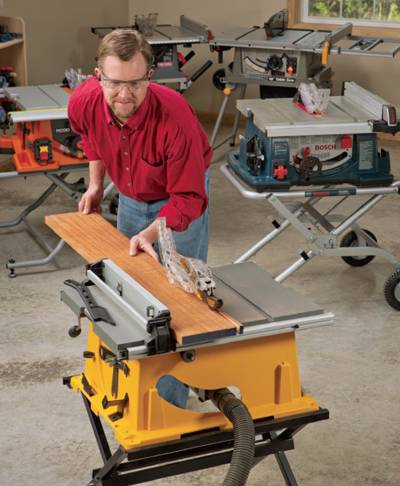 10 Best Portable Table Saw for 2019 – Buyer's Guide and Reviews