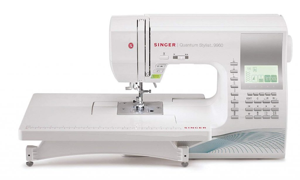 SINGER | Quantum Stylist 9960 Reviews